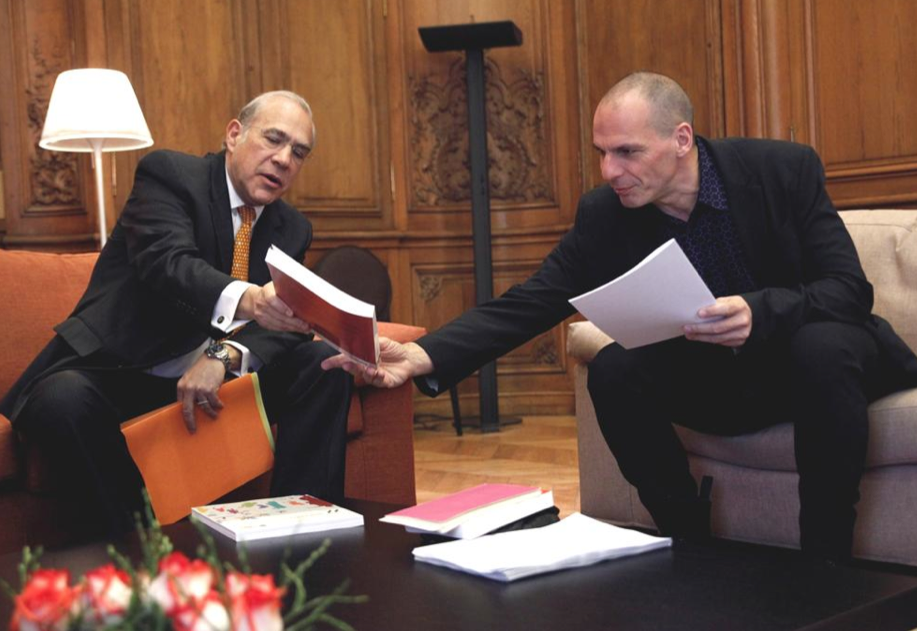 GS hands over OECD publications