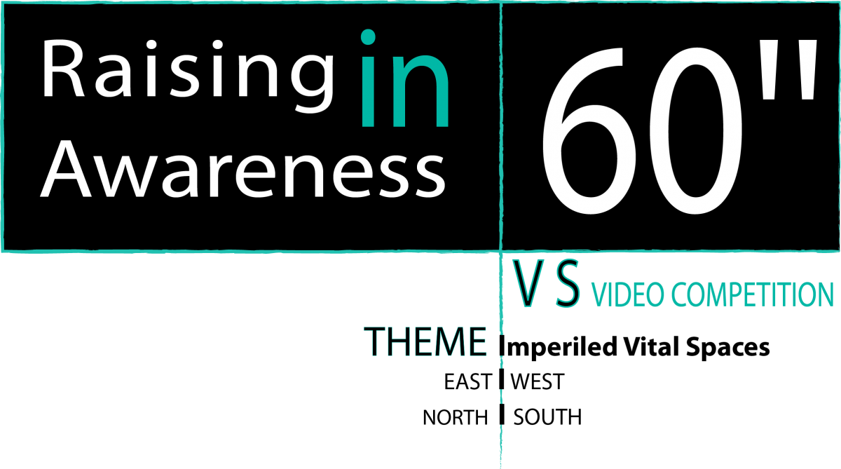 "Raising Awareness in 60"" Video Competition – Yanis Varoufakis Raising Awareness"