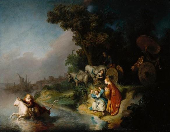 Rembrandt Europa