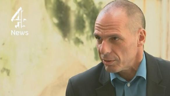 """Nový ministr financí Řecka: """"Takhle to dopadá, když pokoříte národ, aniž byste mu dali jakoukoliv naději"""""""
