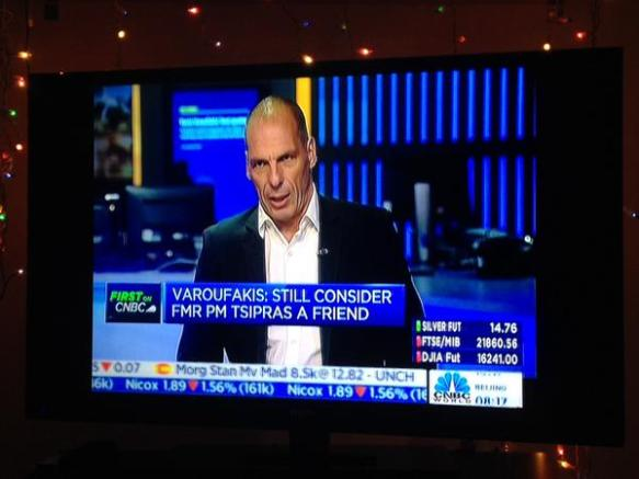 CNBC in London 3