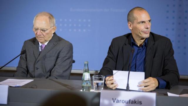 Schauble-Varoufakis