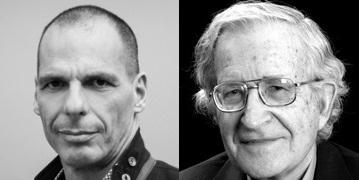 YV & Noam Chomsky